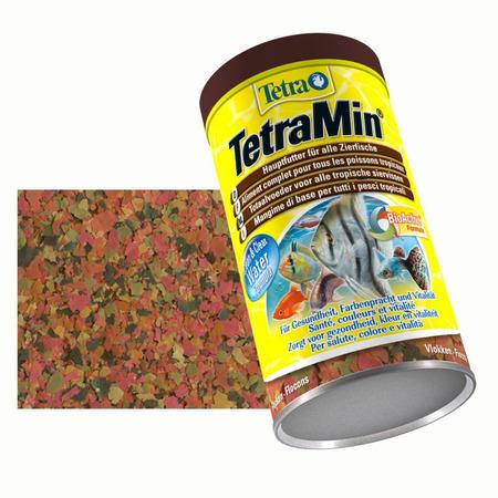Pokarm Tetra Min [1000ml] w płatkach - uzupełnienie