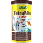 Pokarm Tetra Min [500ml] - dla ryb ozdobnych, płatki