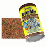 Pokarm Tetra Min [500ml] w płatkach - uzupełnienie