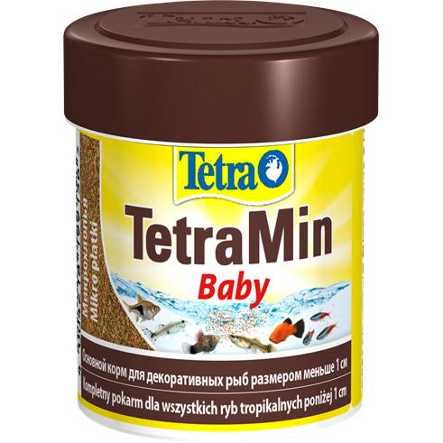 Pokarm Tetra Min Baby [66ml] - dla narybku