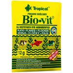 Pokarm Tropica Bio-Vit saszetka [12g] - płatki