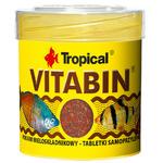 Pokarm Tropica Vitabin wieloskładnikowy [50ml] [80szt.] - tabletki