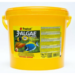 Pokarm Tropical 3-Algae Flakes [21l/4kg] (77169)