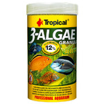 Pokarm Tropical 3-Algae Granulat [250ml] (60524)