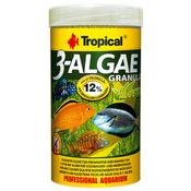 Pokarm Tropical 3-Algae Granulat [250ml]