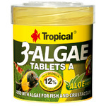 Pokarm Tropical 3-Algae Tablets A [50ml] - 20732