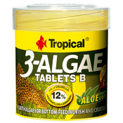 Pokarm Tropical 3-Algae Tablets B [50ml/36g] - 20742