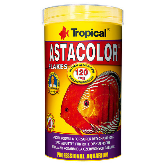 Pokarm Tropical Astacolor [500ml] - wybarwiający (77335)
