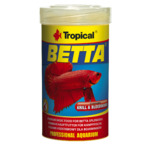 Pokarm Tropical Betta [100ml/25g] (77063) - pokarm dla bojowników