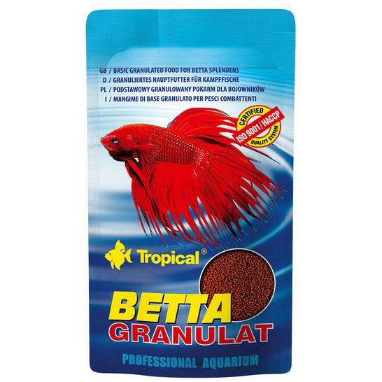 Pokarm Tropical Betta granulat [10g] - 61441 - saszetka
