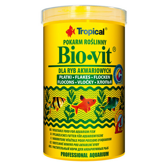 Pokarm Tropical Bio-Vit [1000ml] (77016)