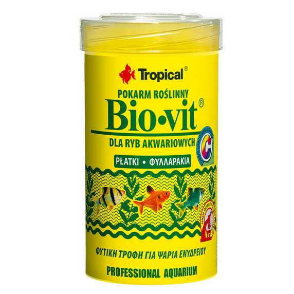 Pokarm Tropical Bio-Vit  [100ml]