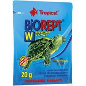 Pokarm Tropical Biorept W-Żółw [20g] (11341) - pokarm dla żółwi wodnych (saszetka)