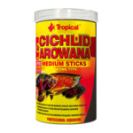 Pokarm Tropical Cichlid & Arowana medium sticks [1000ml] (63526) - dla pielęgnic