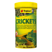 Pokarm Tropical Crickets [250ml] (11194)