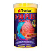 Pokarm Tropical D-50 Plus 1000ml (77316) - pokarm dla paletek