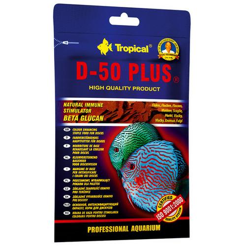 Pokarm Tropical D-50 Plus [12g] - 72391 - dla paletek