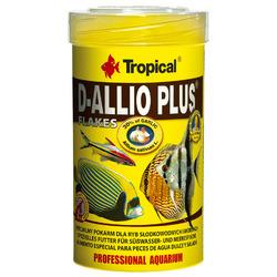 Pokarm Tropical D-allio plus [100ml] - dla paletek