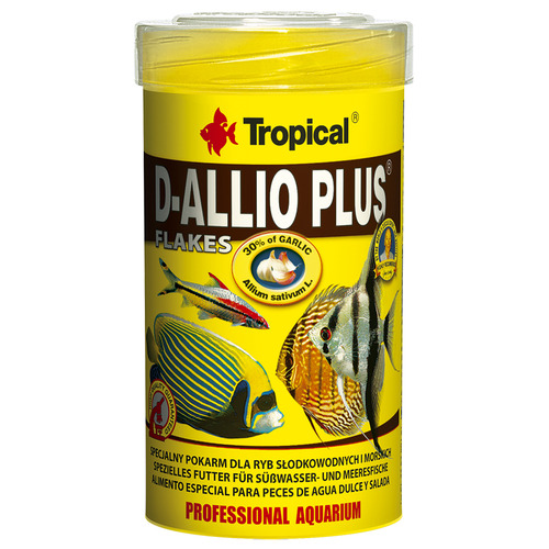 Pokarm Tropical D-allio plus [100ml] - dla paletek