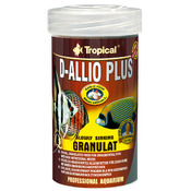 Pokarm Tropical D-Allio Plus Granulat [100ml] - 60623