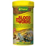 Pokarm Tropical FD Blood Worms 100ml (11143) - pokarm dla gadów