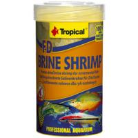Pokarm Tropical FD BRINE SHRIMP 100ml (01153)