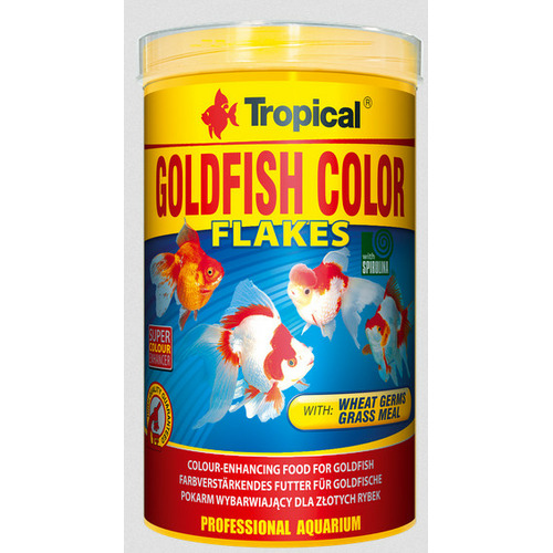 Pokarm Tropical Goldfish color [500ml] (77175)