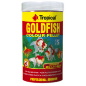 Pokarm Tropical Goldfish color PELLET [1000ml] (60476)