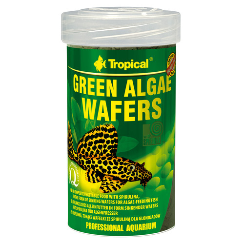 Pokarm Tropical Green algae wafers [250ml] (66424)