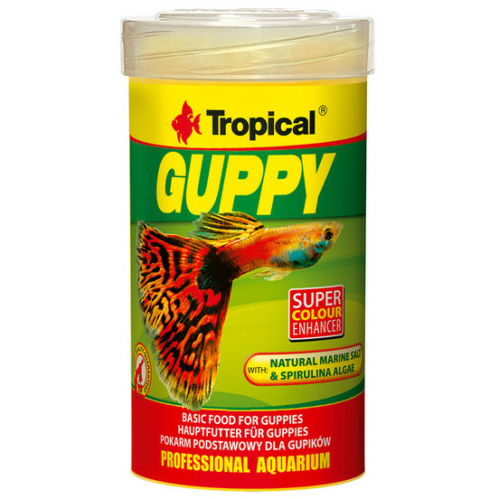 Pokarm Tropical Guppy [100ml] (77053)