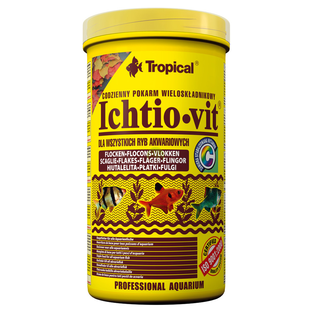 Pokarm Tropical Ichtio-Vit [1000ml]