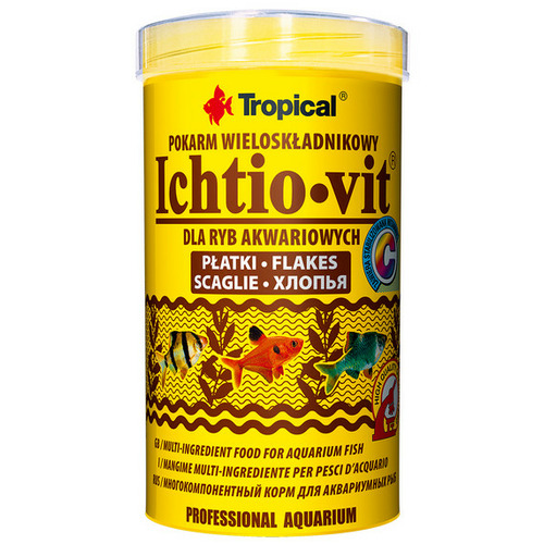 Pokarm Tropical Ichtio-Vit [500ml]