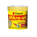 Pokarm Tropical MIKRO-VIT HI-PROTEIN [50ml] - 77622