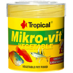 Pokarm Tropical MIKRO-VIT VEGETABLE [50ml] - 77612