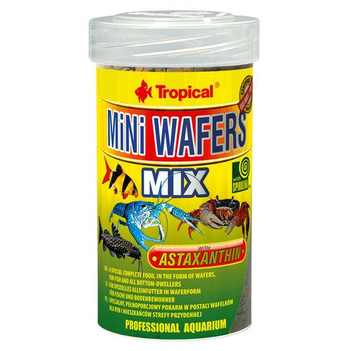 Pokarm Tropical Mini Wafers Mix [100ml] (66163)
