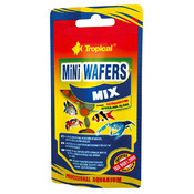 Pokarm Tropical Mini Wafers Mix [18g]  - dla ryb dennych (66532)