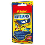 Pokarm Tropical Mini Wafers Mix [90g] (66533) - saszetka