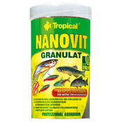 Pokarm Tropical Nanovit Granulat [100ml] (60703)