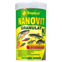 Pokarm Tropical Nanovit Granulat [100ml] (60703)