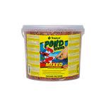 Pokarm Tropical Pond sticks mixed [5L/430g] (40817) wiaderko- pokarm dla ryb stawowych