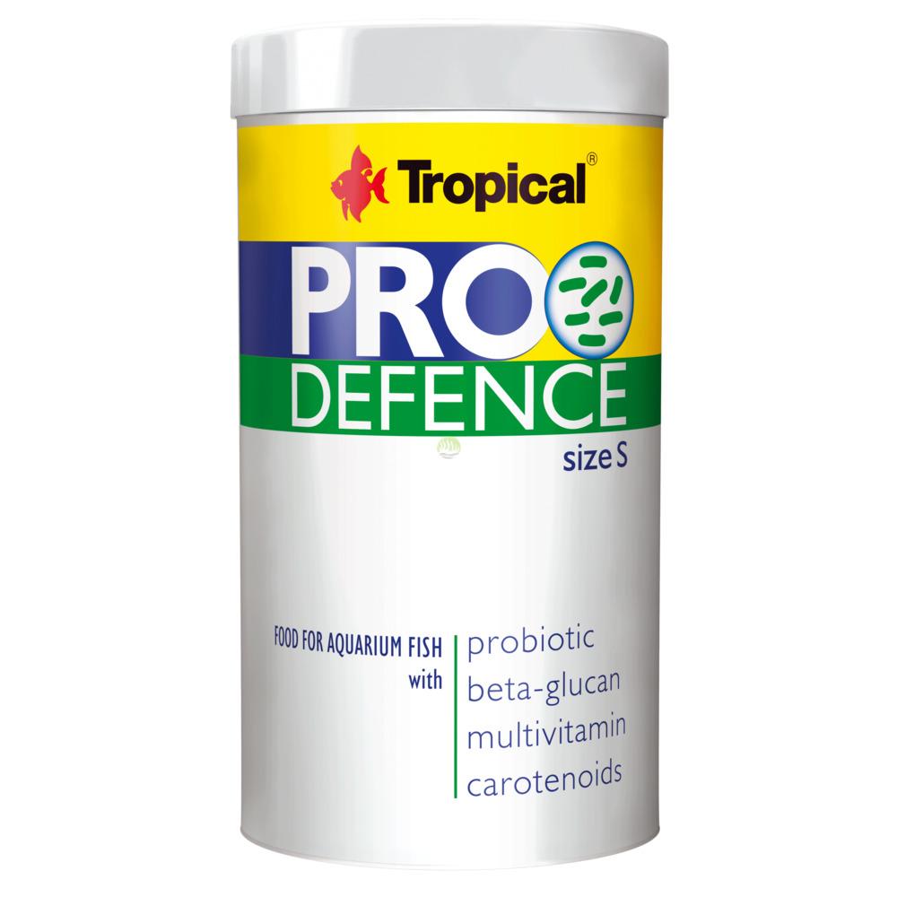 Pokarm Tropical Pro Defence rozmiar S [100ml/52g] (68023) - granulat