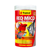 Pokarm Tropical Red Mico Colour Stick [250ml] - larwy ochotkowatych (63554)