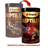 Pokarm Tropical Reptiles Carnivore soft [1000ml/260g] (11626) - pokarm dla gadów
