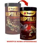 Pokarm Tropical Reptiles Carnivore soft [250ml/65g] (11624) - pokarm dla gadów