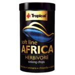 Pokarm Tropical Soft line Africa Herbivore chips M [100ml/52g] (67573) - pokarm dla ryb afrykańskich