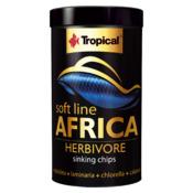 Pokarm Tropical Soft line Africa Herbivore chips M [250ml/130g] (67574) - pokarm dla ryb afrykańskich