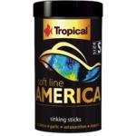 Pokarm Tropical Soft line America size S [250ml/140g] (67414)