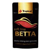 Pokarm Tropical Soft line Betta [5g] (67761) - pokarm dla bojowników