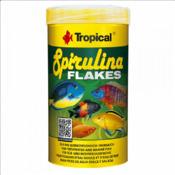 Pokarm Tropical Spirulina Flakes [1000ml] (77136) - pokarm uniwersalny