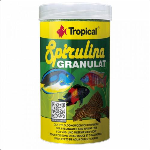 Pokarm Tropical Spirulina Granulat [100ml] (60333)